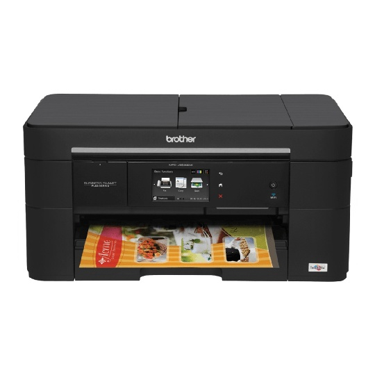 MULTIFUNCIONAL BROTHER BUSINESS SMART MFC- J5620DW INYECCION DE TINTA COLOR
