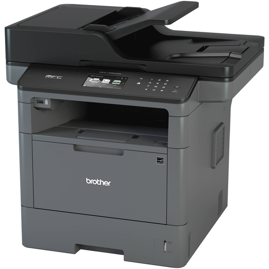 MULTIFUNCIONAL BROTHER MFCL5900DW LASER BLANCO Y NEGRO