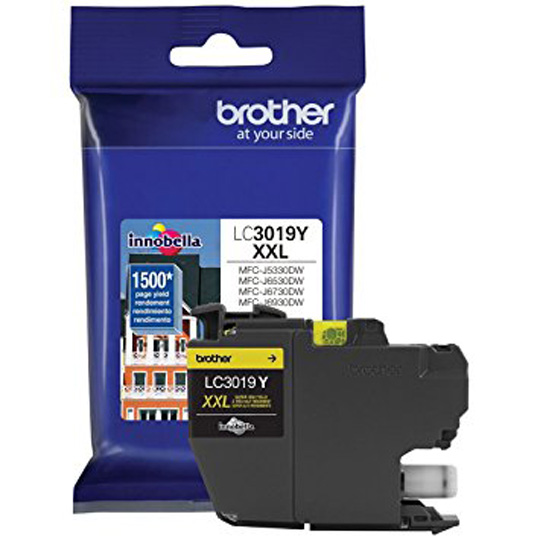 TONER BROTHER LC3019Y AMARILLO