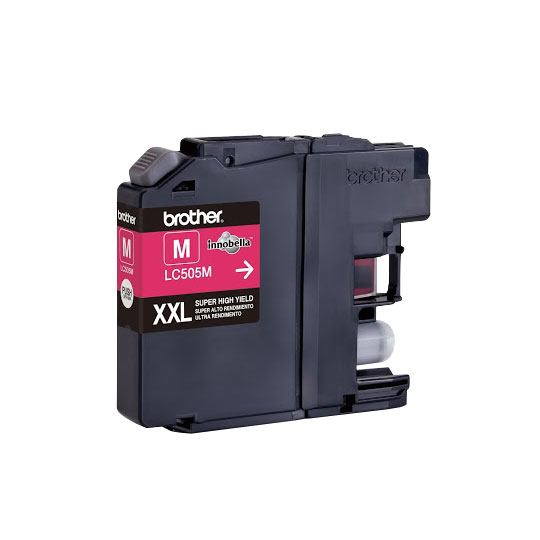 TINTA BROTHER LC505MXXL LC505M COLOR MAGENTA
