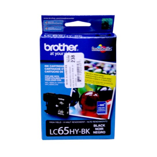 TINTA BROTHER LC65HYB LC65HYB COLOR NEGRO