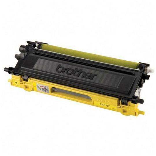 TONER BROTHER TN110Y TN110Y COLOR AMARILLO