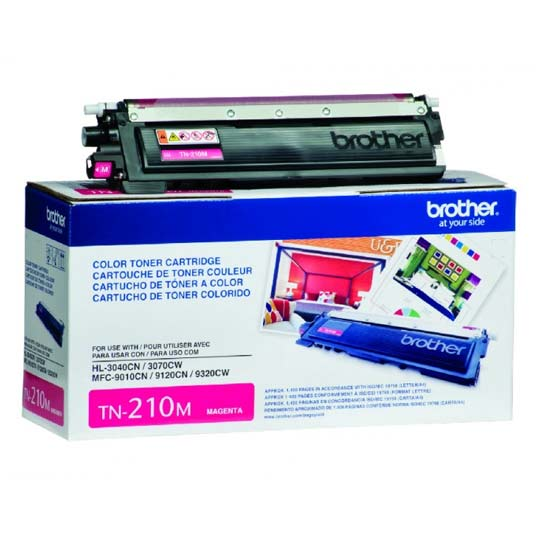TONER BROTHER TN210M TN210M COLOR MAGENTA