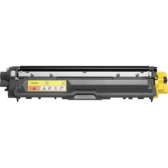 TONER BROTHER TN221Y TN221Y COLOR AMARILLO