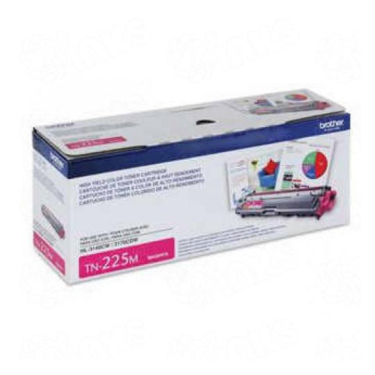TONER BROTHER TN225M TN225M COLOR MAGENTA