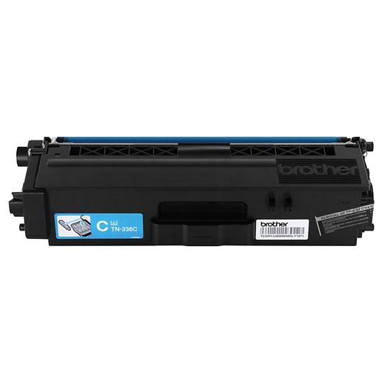 TONER BROTHER TN336C TN336C COLOR CYAN