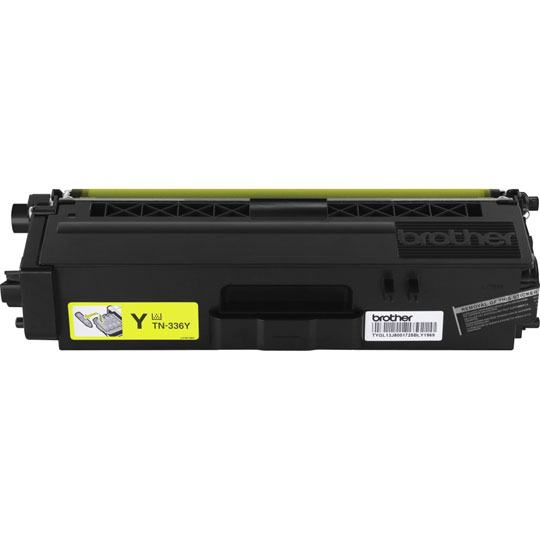 TONER BROTHER TN336Y TN336Y COLOR AMARILLO