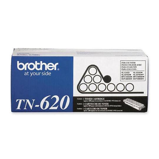 TONER BROTHER TN620 TN620 COLOR NEGRO