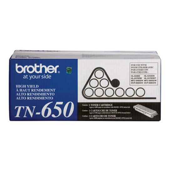 TONER BROTHER TN650 TN650 COLOR NEGRO