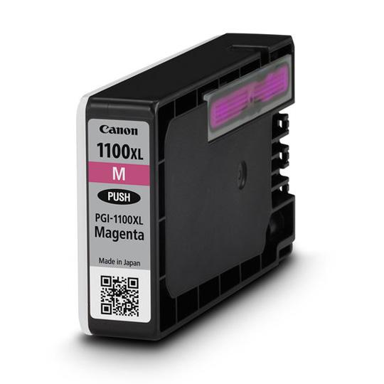 TINTA ALTO FORMATO CANON PGI-1100XLM COLOR MAGENTA