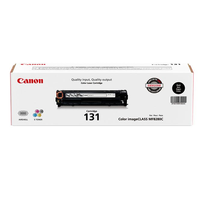 TONER CANON 131A 6269B001AA COLOR AMARILLO