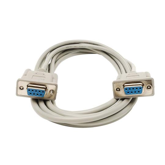 CABLE CABLE NULL MODEM HEMBRA/HEMBRA MANHATTAN COLOR GRIS DE  1.8 METROS 301404