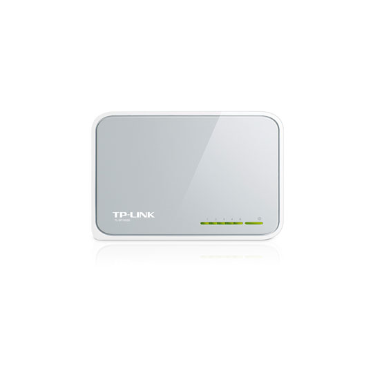 SWITCH NO ADMINISTRABLE TP-LINK TL-SF1005D 5 PUERTOS