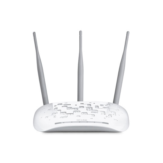 ACCESS POINT TP-LINK WA901ND PARA INTERIOR 300 MBPS EN 2.4GHZ