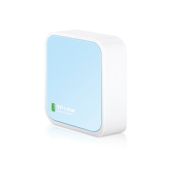 ROUTER INALAMBRICO TP-LINK TL-WR802N VELOCIDAD 300 MBPS