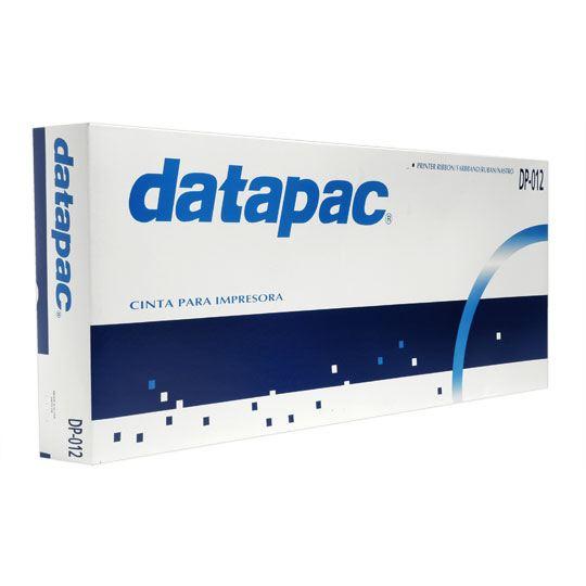 CINTA COLOR NEGRO DATAPAC DP-012 PARA MT645-/660-/661-/690 1 PIEZA