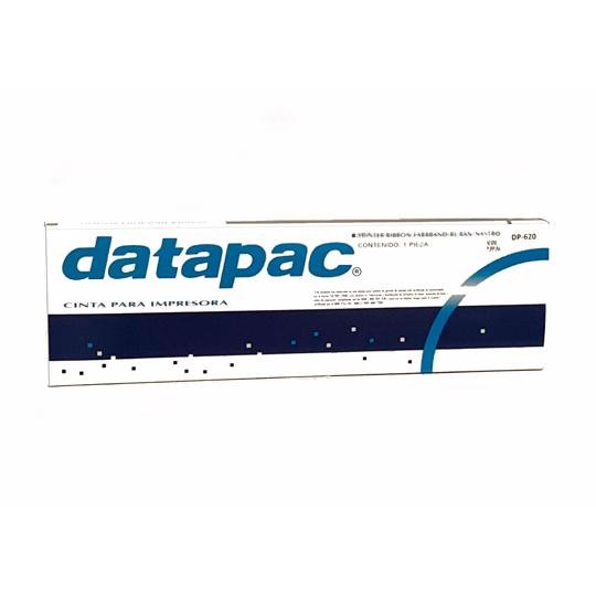CINTA DE IMPRESION DATAPAC DP-620 COLOR NEGRO