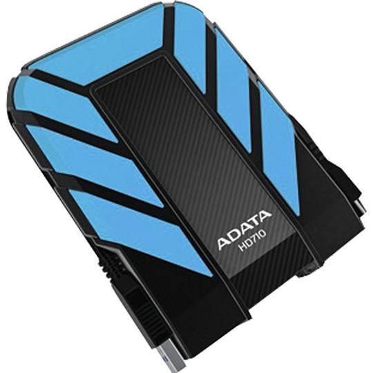 DISCO DURO EXTERNO HD710 ADATA DE 2 TB COLOR AZUL