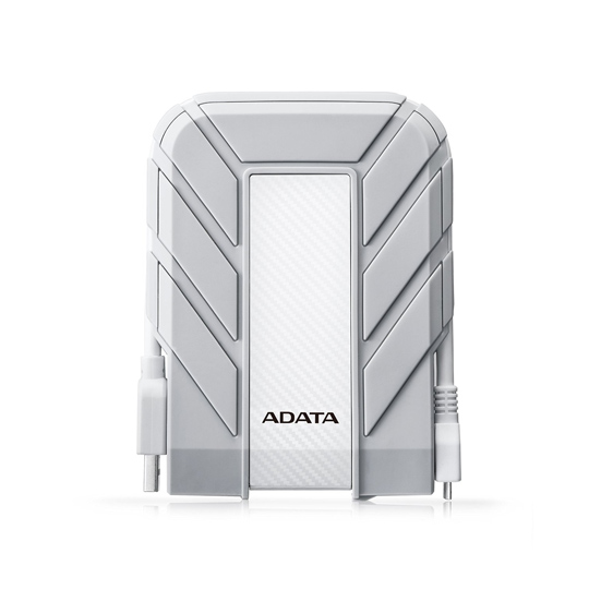 DISCO DURO EXTERNO HD710A ADATA DE 2 TB COLOR BLANCO