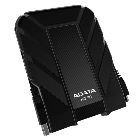 DISCO DURO EXTERNO HD710 ADATA DE 1 TB COLOR NEGRO