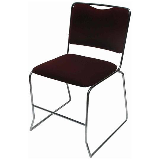 Compra silla tipo visita edar vc700 color negro en m xico for Sillas de visita para oficina
