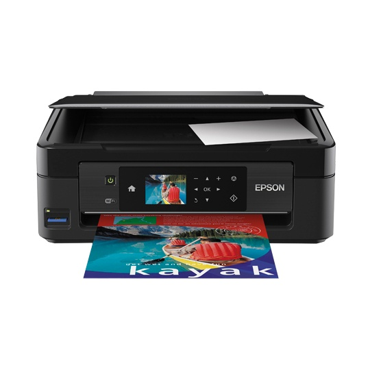 MULTIFUNCIONAL EPSON EXPRESSION XP-431 INYECCION DE TINTA COLOR