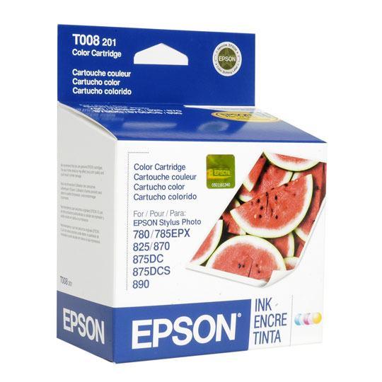 TINTA EPSON T008201 COLOR TRICOLOR