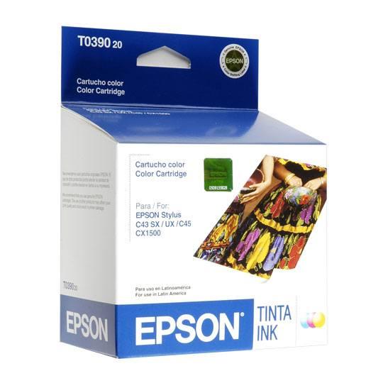 TINTA EPSON T039020 T039020 COLOR TRICOLOR