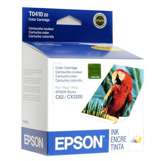 TINTA EPSON T041020 COLOR TRICOLOR
