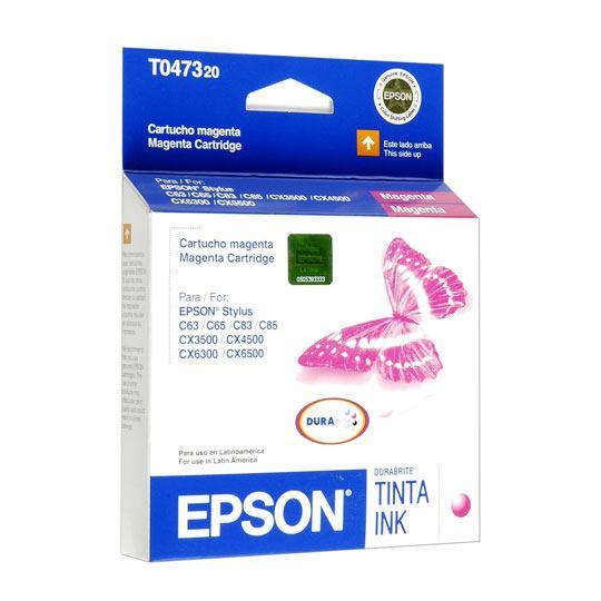 TINTA EPSON T047320 T047320 COLOR MAGENTA