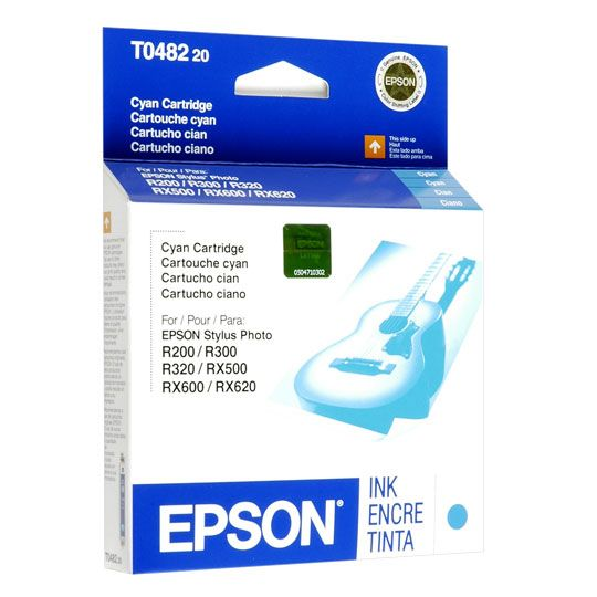 TINTA EPSON T048220 COLOR CYAN