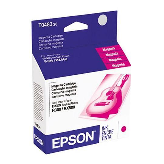 TINTA EPSON T048320 COLOR MAGENTA