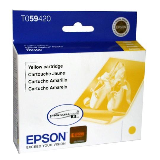 TINTA EPSON T059420-AL COLOR AMARILLO
