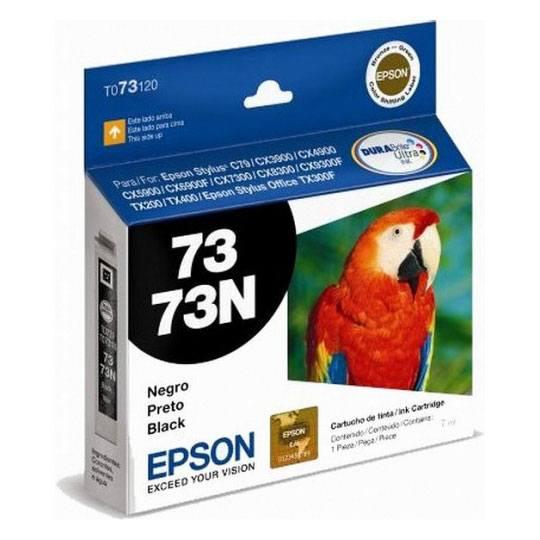 TINTA EPSON 73N COLOR NEGRO T073120-AL