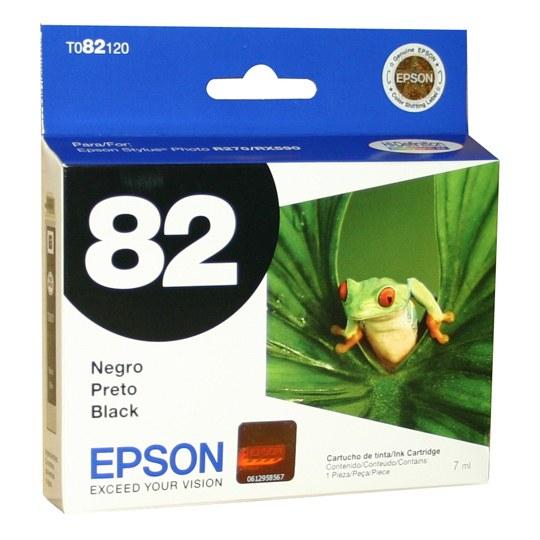 TINTA EPSON 82 COLOR NEGRO T082120-AL