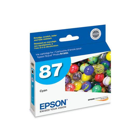 TINTA EPSON T087220 87 COLOR CYAN