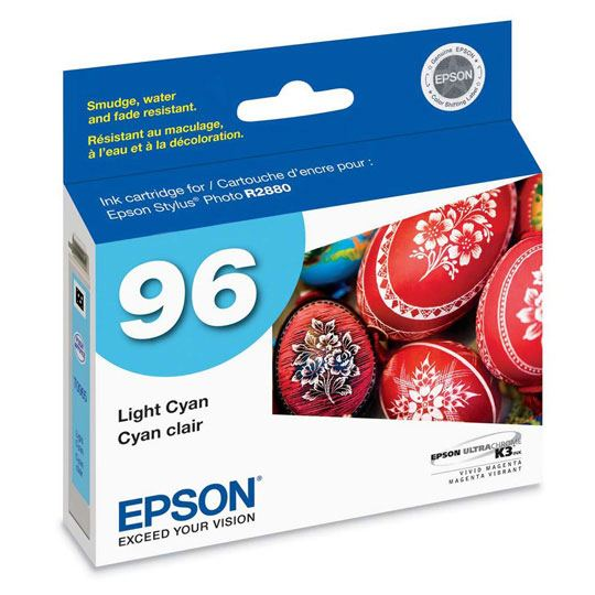 TINTA EPSON 96 T096520 COLOR CYAN