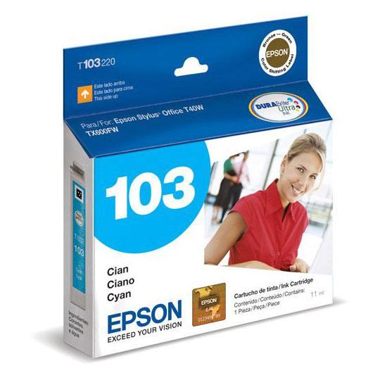 TINTA EPSON 103 COLOR CYAN T103220-AL