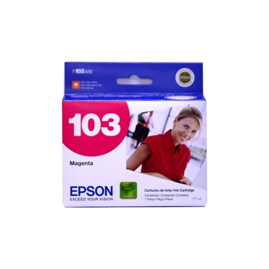 TINTA EPSON 103 COLOR MAGENTA T103320-AL