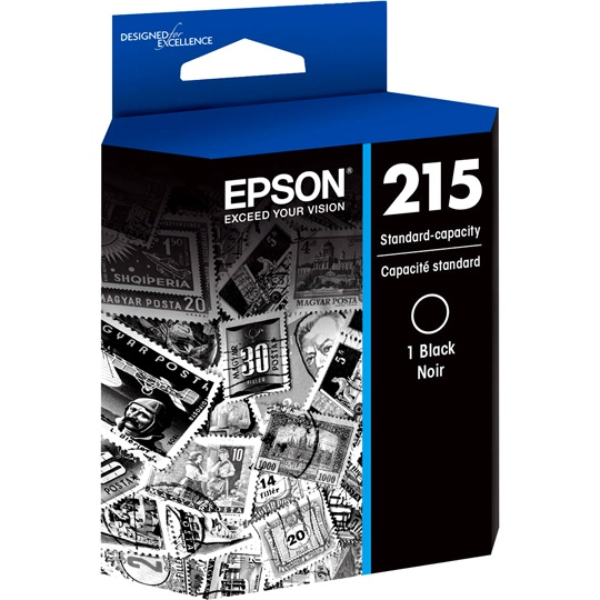 TINTA EPSON 215 COLOR NEGRO T215120