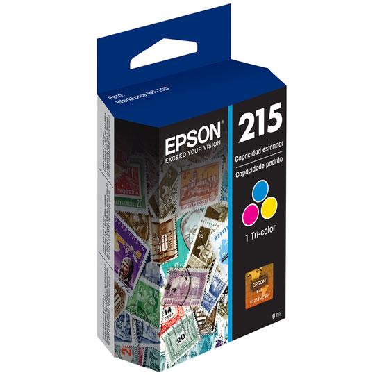TINTA EPSON 218 COLOR TRICOLOR T215520-AL