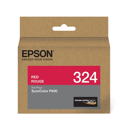 TINTA EPSON 324 COLOR ROJO T324120