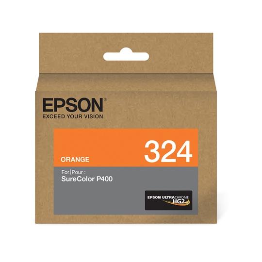 TINTA EPSON 324 COLOR NARANJA T324920
