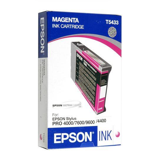 CARTUCHO DE TINTA EPSON T543300 T543300 COLOR MAGENTA