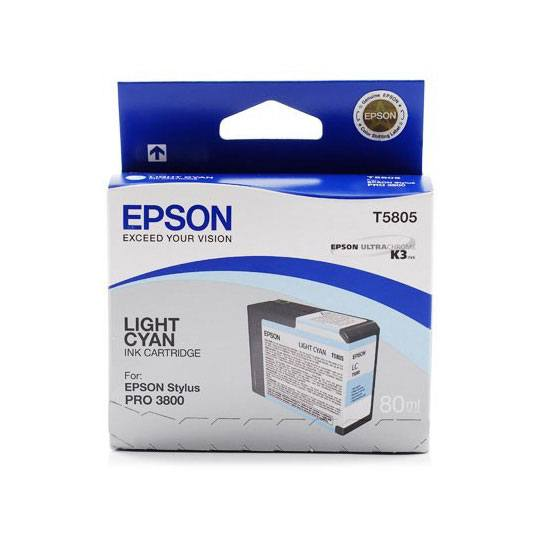 TINTA EPSON T580500 T580500 COLOR CYAN
