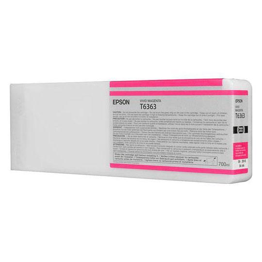 TINTA EPSON T6363 T636300 COLOR MAGENTA
