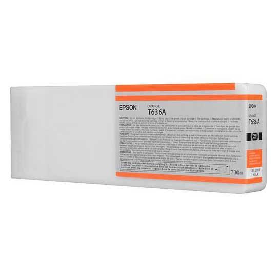 TINTA EPSON T636A T636A00 COLOR NARANJA