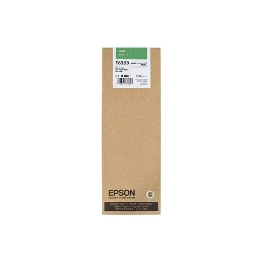 TINTA EPSON T636B T636B00 COLOR VERDE