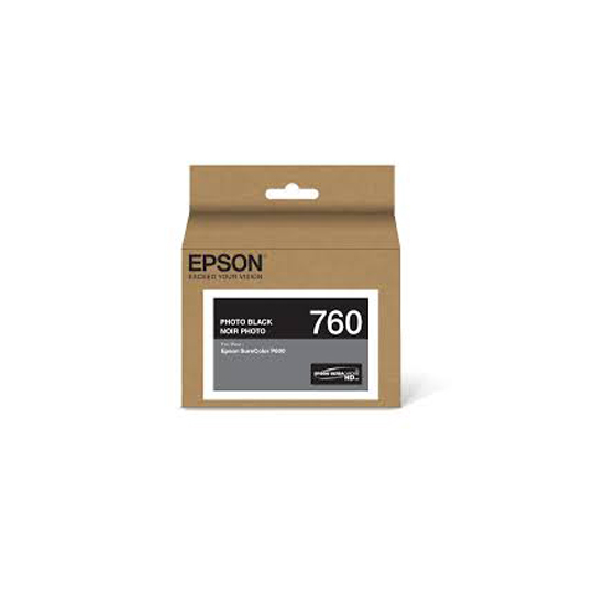 TINTA EPSON 760 COLOR NEGRO T760120