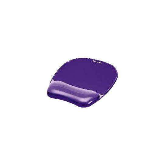 MOUSEPAD ERGONOMICO FELLOWES 91441 COLOR VIOLETA